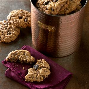 Mexican Chocolate Oatmeal Cookies Recipe
