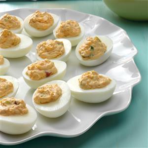 Mexican Deviled Eggs Recipe