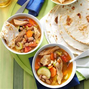 Mexican Pork & Pinto Beans Recipe