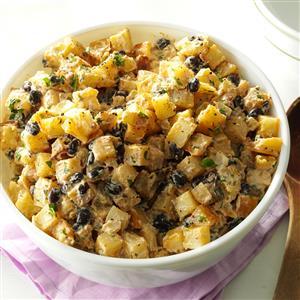 Mexican Roasted Potato Salad Recipe