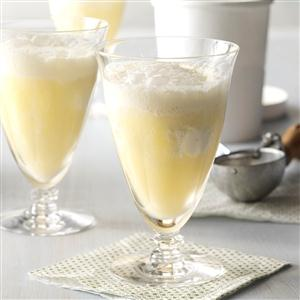 Mimosa Floats Recipe