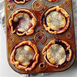 Mini Blueberry Tarts Recipe