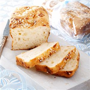 Mini Swiss Cheese Loaves Recipe