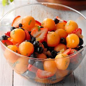 Minted Fruit Salad Recipe