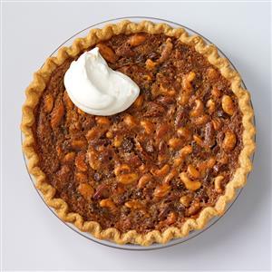 Mixed Nut 'n' Fig Pie Recipe