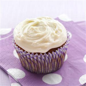 Moist Carrot Cupcakes Recipe