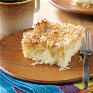 Moist Lazy Daisy Cake Recipe