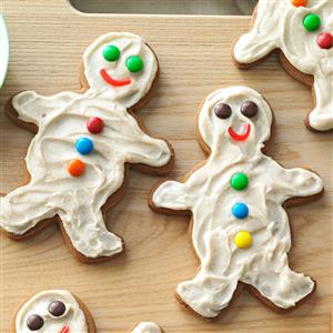 Molasses Cookies Recipe