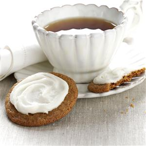 Molasses Creams Recipe