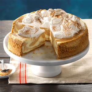 Mom's Best Pumpkin Cheesecake Recipe