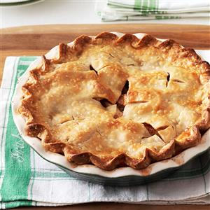Mom's Maple-Apple Pie Recipe