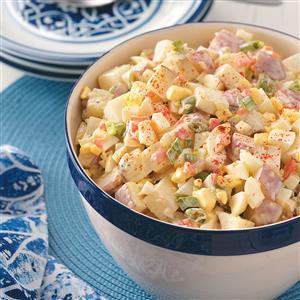 Mom's Potato Salad Recipe