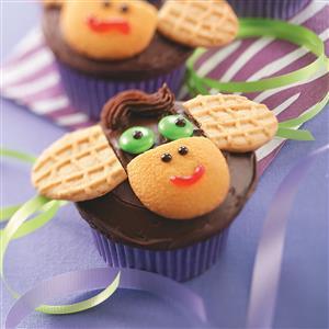 Monkey Cupcakes Recipe
