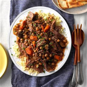 Moroccan Pot Roast Recipe