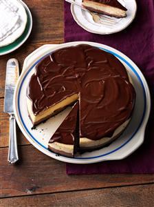 Mudslide Cheesecake Recipe