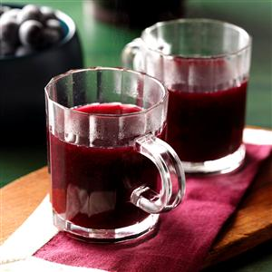 Mulled Grape Cider Recipe