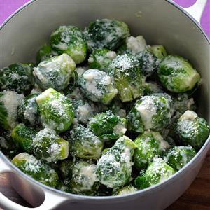 Mustard Brussels Sprouts Recipe