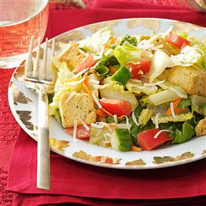 My Caesar Salad Recipe