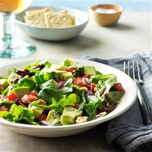 My Favorite Avocado Salad Recipe
