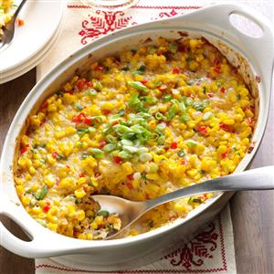 New orleans style scalloped corn recipe taste of home new orleans style scalloped corn recipe forumfinder Image collections