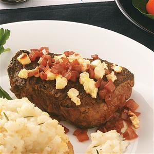 New Year's Eve Tenderloin Steaks Recipe