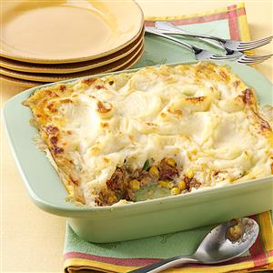 Next Day Meat Loaf Pie Recipe