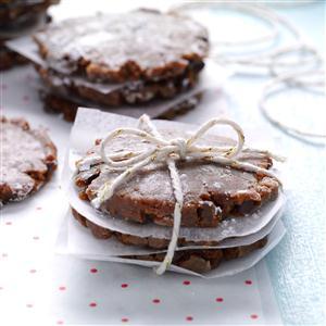 No-Bake Ginger Cookies Recipe