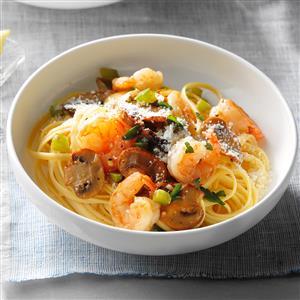 North Carolina Shrimp Saute Recipe
