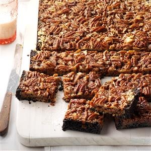 Not Your Mama's Seven-Layer Bars Recipe