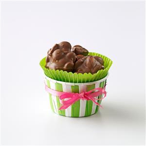 Nutty Chocolate Peanut Clusters Recipe