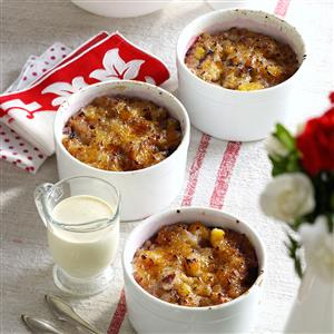 Oatmeal Brulee with Ginger Cream Recipe