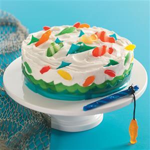 Ocean Cake Recipe