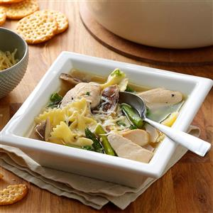 Oh-So-Good Chicken Soup Recipe