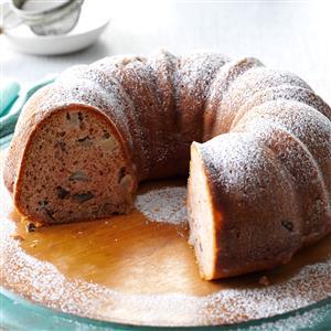 Old-Fashioned Pear Cake Recipe
