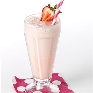 Old-Fashioned Strawberry Soda Recipe