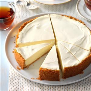Old-World Ricotta Cheesecake Recipe