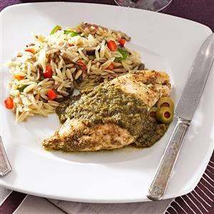 Olive 'n' Fig Chicken Recipe