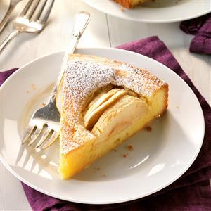 Oma's Apfelkuchen (Grandma's Apple Cake) Recipe