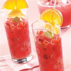 Orange Cranberry Punch Recipe