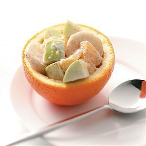 Orange Fruit Cups Recipe