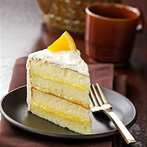 Orange Grove Cake Recipe