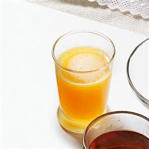 Orange-Peach Thirst Quencher Recipe