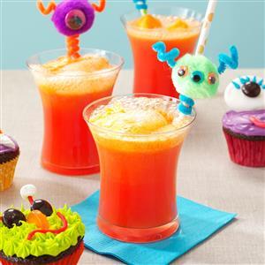 Orange Sherbet Party Punch
