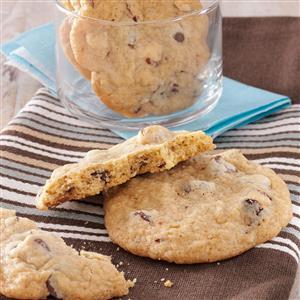 Oregon's Hazelnut Chocolate Chip Cookie Recipe