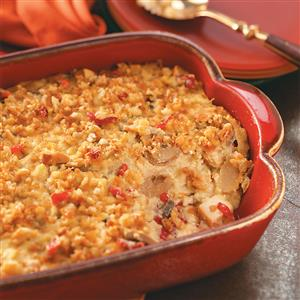 Overnight Chicken Casserole Recipe