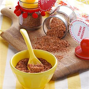 Paprika Dry Rub Recipe