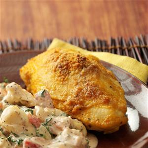 Parmesan Baked Chicken Recipe