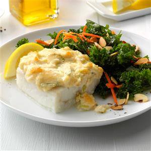 Parmesan Baked Cod Recipe