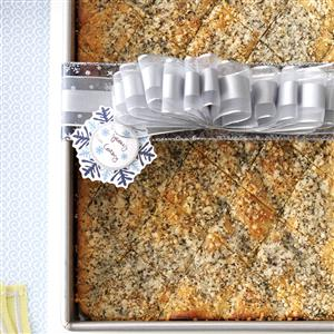 Parmesan-Oat Pull-Aparts Recipe