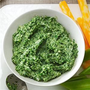 Party Spinach Spread Recipe